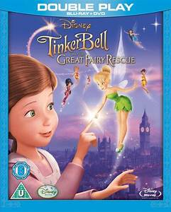 Tinkerbell And The Great Fairy Rescue Double Play