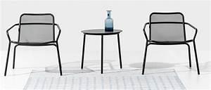 Fauteuil Bas De Jardin : fauteuil de jardin haut de gamme en inox ~ Teatrodelosmanantiales.com Idées de Décoration