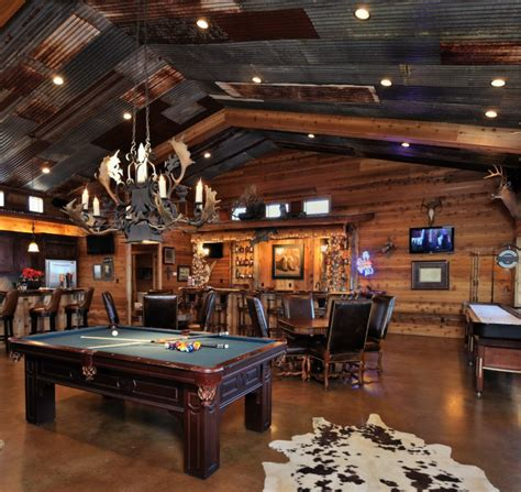 epic man cave design ideas doorways magazine