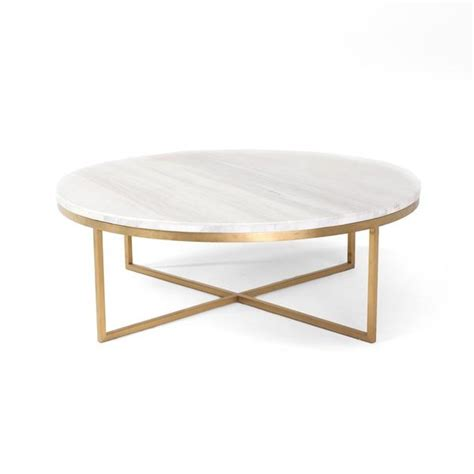 granite coffee table base white round marble gold base coffee table