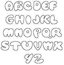 bubble letters a z letter fonts search great ideas 20715 | 7e422df023dc0755e85a7b342cb0e798