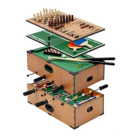 jeux de table 5 en 1 id 233 e cadeau