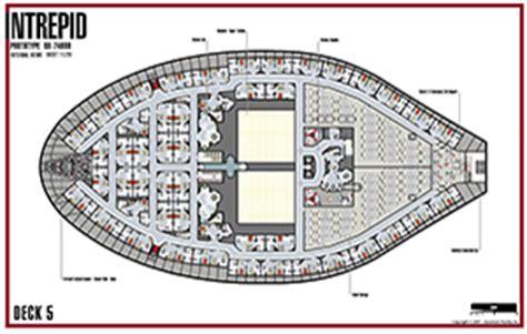 Starship Voyager Deck Plans by Trek Enterprise Schematics Nx Deck Plans Get