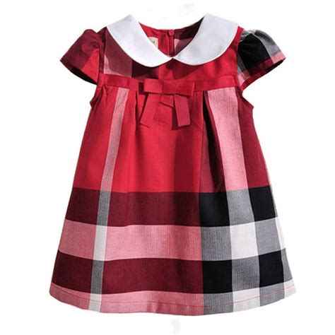 toddler plaid shirt bilibaya baby dresses plaid skirt wear 1 5t
