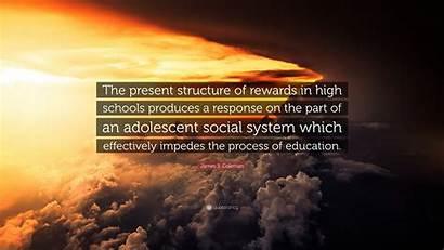 Coleman James Rewards Present Structure Produces Response
