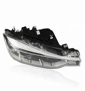 Original Quality Car Headlight Semi Assembly For F35 2012 Auto Lamp
