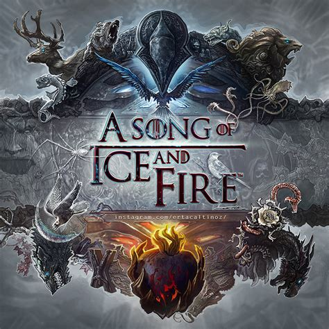 0006486118 a song of ice and a song of ice and fire by ertacaltinoz on deviantart