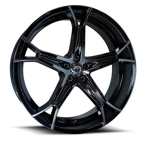 Forte F70 Hyde Wheels  Socal Custom Wheels