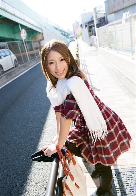 sweet and sexy japanese av idol nami hoshino undresses