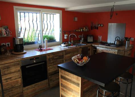ilot cuisine palette cuisine touch 39 du bois