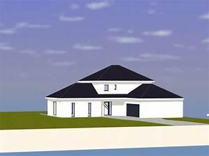 Connaitre Orientation Maison : votre avis sur notre plan de maison 146m2 avec tage ~ Premium-room.com Idées de Décoration