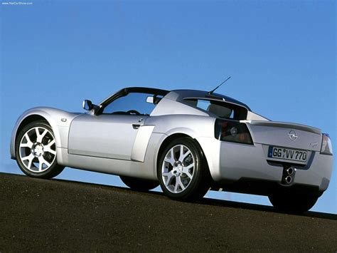 Opel Speedster Turbo by Opel Speedster Turbo 2003 Picture 07 1600x1200