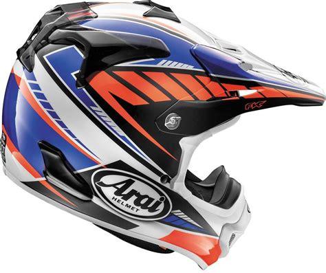 arai helmets motocross 665 96 arai vx pro4 spike mx motocross offroad helmet