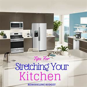 Tips For Stretching Your Kitchen Remodeling Budget