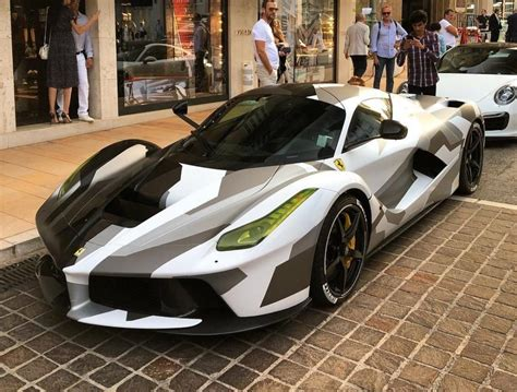 The laferrari's architecture represents the pinnacle of innovation even by ferrari's legendary standards. Steam Community :: :: Camo Laferrari :)
