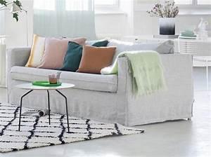 lecon de deco relooker son canape sans le changer elle With chambre bébé design avec livraison de fleurs à domicile paris