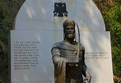 09C Statue of Constantine XI Palaiologos   e_ht12   Flickr