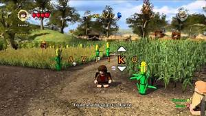 How To Enter Cheat Codes In Lego Lord Of The Rings Youtube