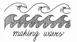 Best Photos of Waves Clip Art Black And White - Black and ...