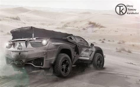 Збс offroad в питере по бездорожью _ проехали. Design Proposal for Ferrari: Dakar 4×4 Rally Concept Vehicle 2020 - Tuvie