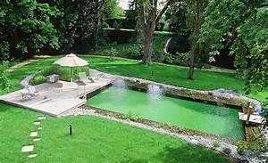 la piscine naturelle alliez enfin plaisir et ecologie With amenagement autour de la piscine 8 la petite piscine en bois mini piscine vercors piscine