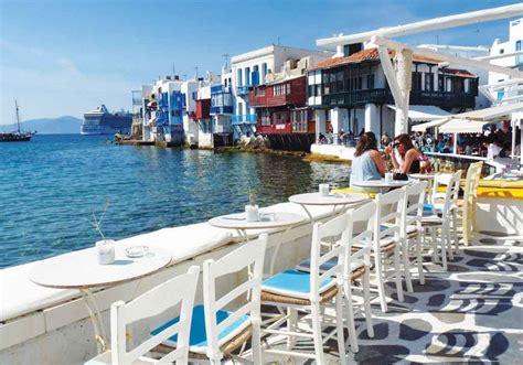Boat From Athens To Mykonos by 8 Day Tour Of Crete Santorini Mykonos Greece Tour