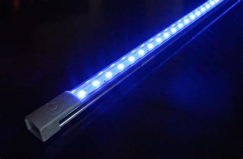 led band befestigen koven aquatics linkable led strips coming soon in royal blue 10k white and far gear reef