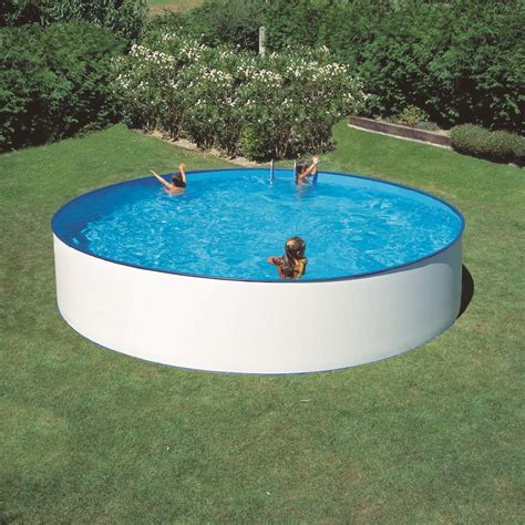 Pool 1 50 Tief by Pool Schwimmbecken Rund 1 50m Tief F 252 R Schwimmbad Und Pool