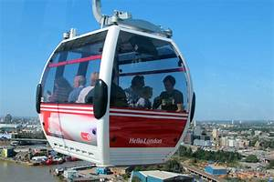 Hello London  Emirates Airline Cable Car  U00a9 Oast House Archive Cc 2 0    Geograph Britain