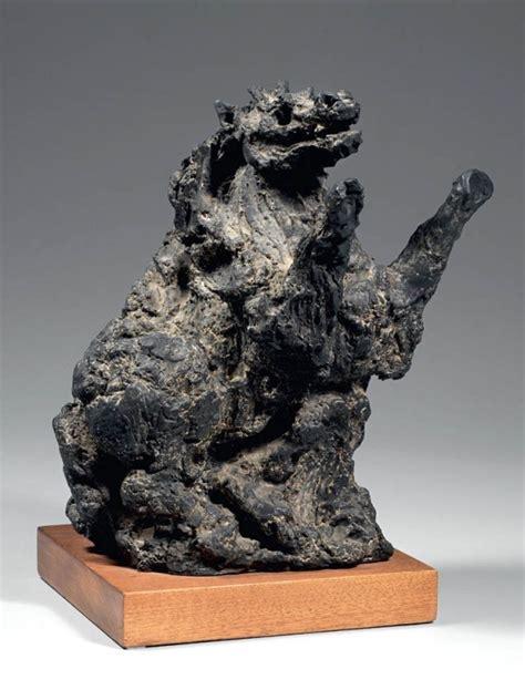 aligi sassu il cavallo  perseo scultura  bronzo es  cm   asta dipinti