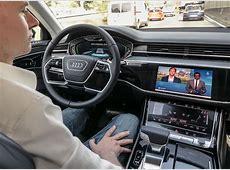 Audi A8 2018 Luxuslimousine startet in den Vorverkauf