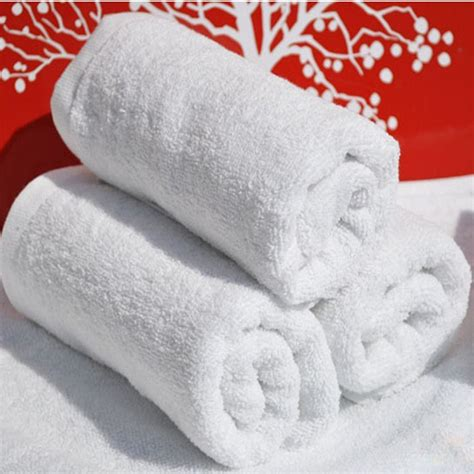 online get cheap white hand towels aliexpress com