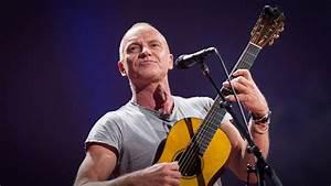 Sting: How I started writing songs again - YouTube