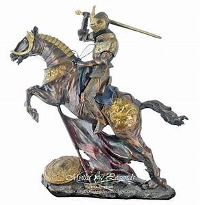Knight on Horse – Myths & Legends Collection