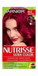 Acheter Coloration Rouge Framboise : garnier nutrisse ultra color 462 tempting raspberry walmart canada ~ Melissatoandfro.com Idées de Décoration