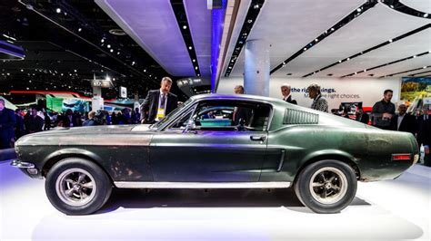 Where Is The Real Bullitt Mustang by We Got Up And Personal With The Original Bullitt Mustang