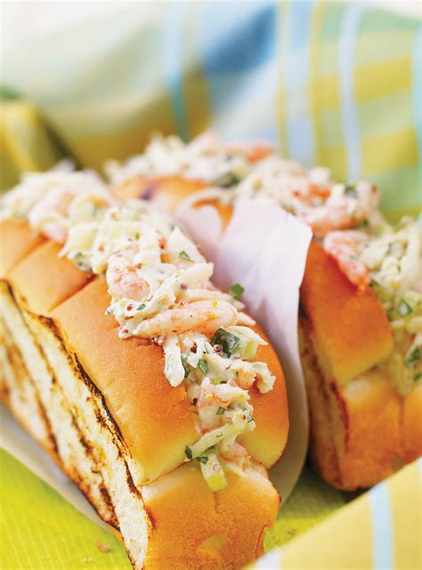 ricardo cuisine shrimp rolls with celery root remoulade ricardo