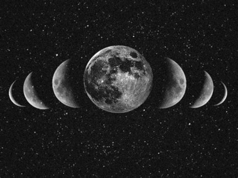 Moon Phases Background What Phase Of The Moon Are You Playbuzz