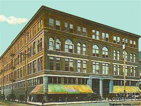 miller bros department store in chattanooga tn in 1910 by