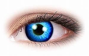 Buy Colored Contact Lenses Online | Prescription Color ...