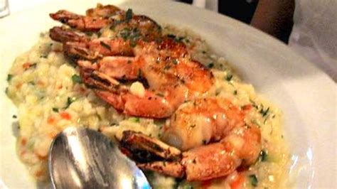 saffron risotto  shrimp wolfgang puck recipe