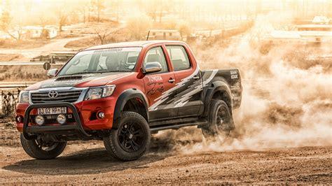 Toyota Hilux 2015 Wallpaper