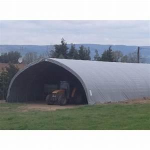 Tunnel Agricole Pas Cher : tunnel pvc de stockage x p18 x m pas cher ~ Dode.kayakingforconservation.com Idées de Décoration