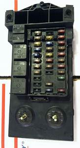 Purchase 1999 Ford Expedition  Navigator Fuse Box W  Relays
