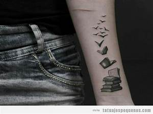 Pájaros Tatuajes pequeños Tatoos pequeños y bonitos para chicos y chicas
