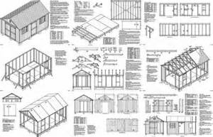 free building plans garden sheds 10 x 16 gable shed plans