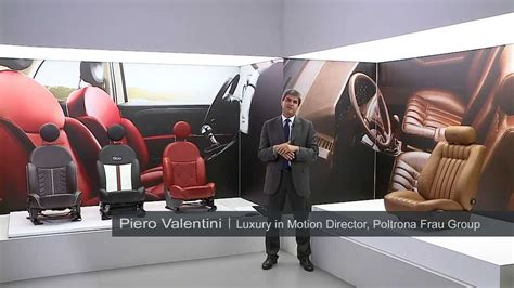 Intervista Piero Valentini, Luxury In Motion Director