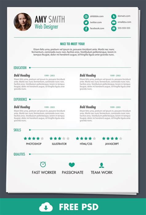 resume templates word excel  templates