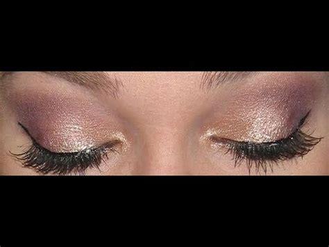 golden plum mac makeup tutorial trax youtube