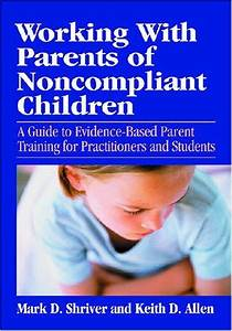 Download Working With Parents Of Noncompliant Children A